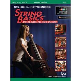 Kjos Vibrato Basics - String Bass