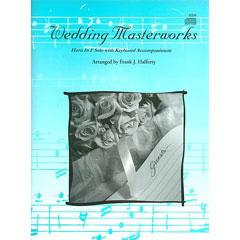Image for Wedding Masterworks-French Horn w. Piano Accompaniment (Book and CD) from SamAsh