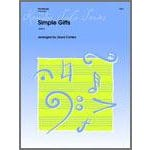 Kendor Music Simple Gifts-Trombone Solo/Pacc
