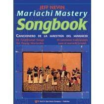 Kjos Mariachi Mastery Songbook - Score/Partitura