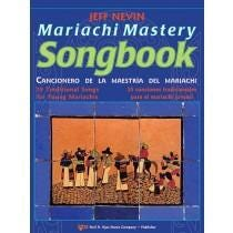 Kjos Mariachi Mastery Songbook - Harp/Arpa