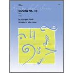 Kendor Music Sonata No. 10 (Op. 5)-Tuba Solo with Piano Accompaniment