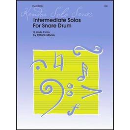 Kendor Music Intermediate Solos For Snare Drum