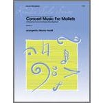 Kendor Music Concert Music For Mallets (10 Pieces From The Lute And Classical Guitar Repertoire)