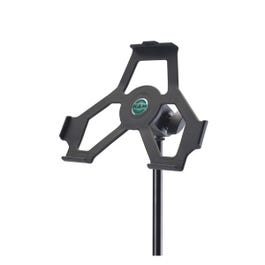 Image for iPad2 & 3 Holder - Mic Stand Mount from SamAsh