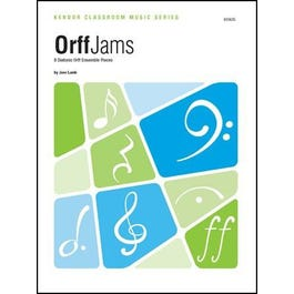 Kendor Music Orff Jams