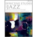 Kendor Music Effective Etudes For Jazz - Bb Trumpet - Book with CD