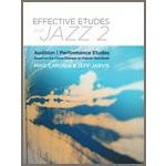 Image for Effective Etudes for Jazz - Volume 2-Trumpet from SamAsh