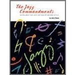 Kendor Music Jazz Commandments-C Treble Clef Instruments with MP3s