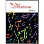 Kendor Music Jazz Commandments-C Bass Clef Instruments with MP3s