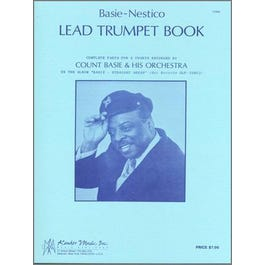 Kendor Music Basie-Nestico Lead Trumpet Book