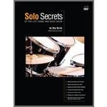 Kendor Music Solo Secrets - Of The Left Hand And Bass Drum