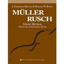 Kjos Muller-Rusch String Method Book 2-Viola