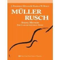 Kjos Muller-Rusch String Method Book 3-Viola