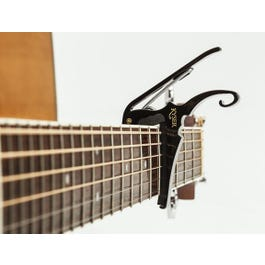 Image for Quick-Change Capo for 6 String Acoustic Guitars from SamAsh