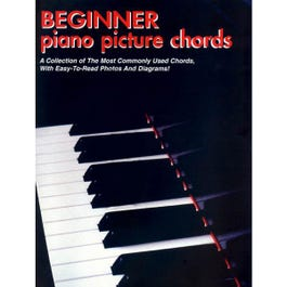 Image for Beginner Piano Picture Chords from SamAsh