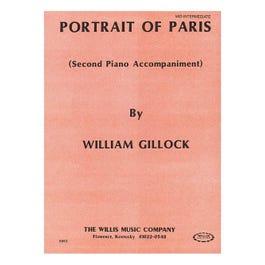 Hal Leonard Portrait of Paris (2nd Piano Part)