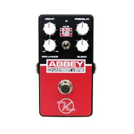 Image for Abbey Chamber Reverb Effect Pedal from SamAsh