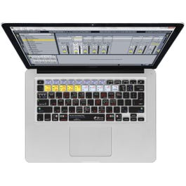 Image for Ableton Live Keyboard Cover (fits Mac NoteBook & Wireless) from SamAsh