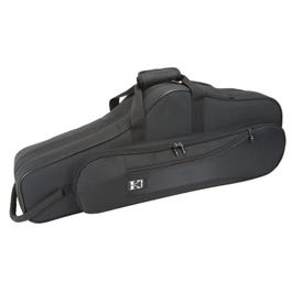 Image for Lightweight Hardshell Tenor Saxophone Case (Black) from SamAsh