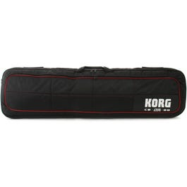 Korg SV1-88 Rolling Padded Bag, With Stand Compartment