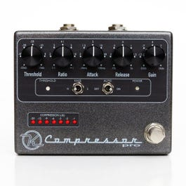 Image for Compressor Pro Guitar Effect Pedal from SamAsh