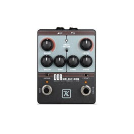 Image for DDR Drive Delay Reverb Guitar Effects Pedal from SamAsh