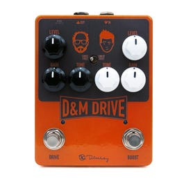 Image for D&M Drive Boost Effect Pedal from SamAsh