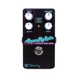 Image for Dyno My Roto Tri-Chorus Rotary Flange Effects Pedal from SamAsh