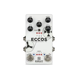 Image for ECCOS Neo-Vintage Tape Delay Guitar Effect Pedal from SamAsh