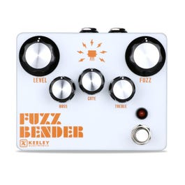 Image for Fuzz Bender Guitar Effect Pedal from SamAsh