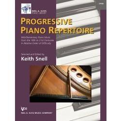 Kjos Progressive Piano Repertoire