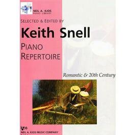 Kjos Piano Repertoire: Romantic & 20th Century - Preparatory Level