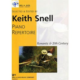 Image for Piano Repertoire: Romantic & 20th Century, Level 5 from SamAsh