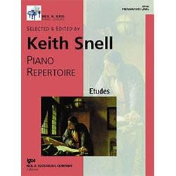 Image for Piano Repertoire Etudes Preperatory from SamAsh