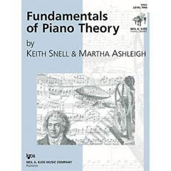 Image for Fundamentals of Piano Theory, Level 2 from SamAsh