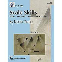 Kjos Scale Skills Level-2