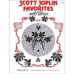 Image for Scott Joplin Favorites (Piano) from SamAsh