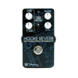 Image for Hooke Spring Reverb Effects Pedal from SamAsh