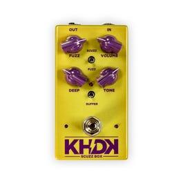 KHDK Electronics Scuzz Box Fuzz Pedal