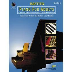 Image for Bastien Piano For Adults Book 2 from SamAsh