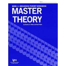 Kjos Master Theory Book 1