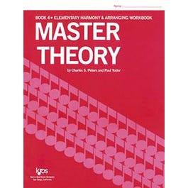 Kjos Master Theory Book 4