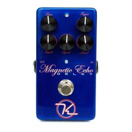 Image for Magnetic Echo Guitar Effect Pedal from SamAsh