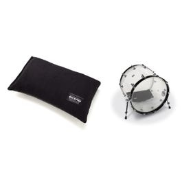 KickPro Weighted Gripping Bass Drum Pillow