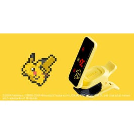 Korg Pitchclip 2 Tuner in Pikachu Pokémon Edition