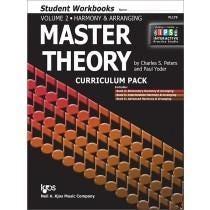 Kjos Master Theory Student Workbook, Vol. 2