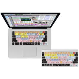 Image for Pro Tools Keyboard Cover (fits Mac NoteBook & Wireless) from SamAsh