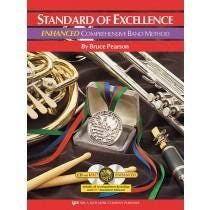 Image for Standard of Excellence Enhanced Book 1 for Bass Clarinet (Book and 2 CDs) from SamAsh