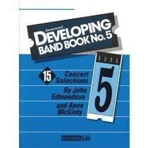 Kjos Developing Band Book No. 5 - Percussion